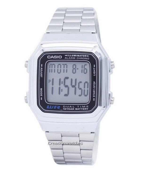 5371c3491a77 reloj casio acero inoxidable