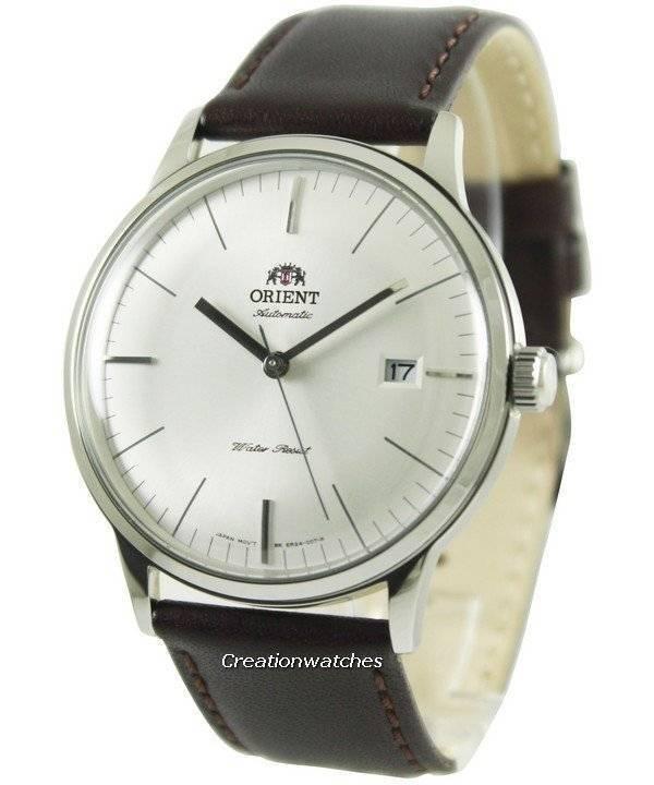 Oriente Bambino ER2400MW automático clásico reloj de hombres