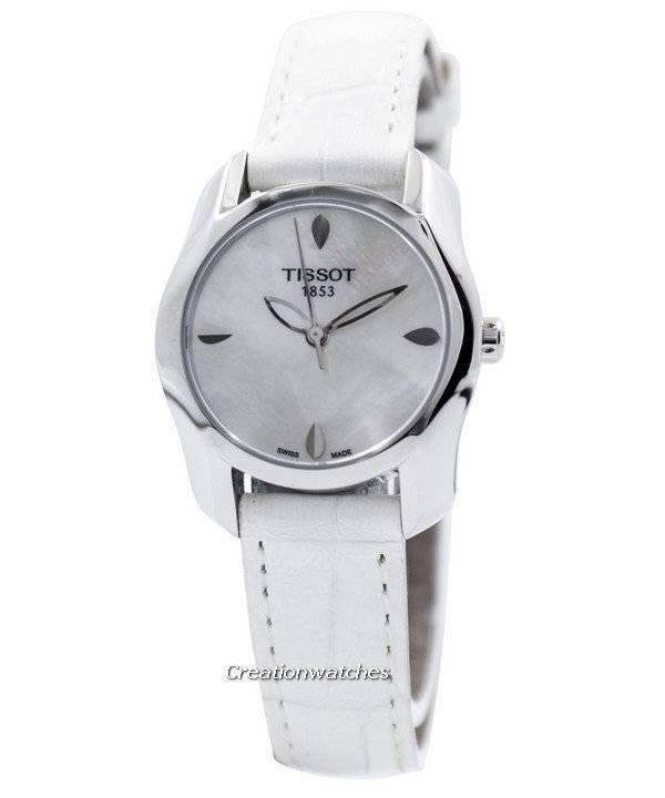 Tissot T-aallon pyöreä Quartz T023.210.16.111.00 naisten Watch fi b18755bf5f