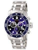 Invicta Pro Diver Chronograph 200M 0070 Men's Watch