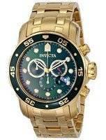 Invicta Pro Diver Chronograph 200M 0075 Men's Watch