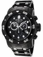 Invicta Pro Diver Chronograph 200M 0076 Men's Watch