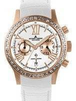 Jacques Lemans Chronograph 1-1527D Ladies Watch