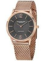 Stuhrling Original Somerset Elite Swiss Quartz 122.334454 Men's Watch
