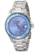 Invicta Pro Diver 200M Light Blue Dial 12813 Men's Watch