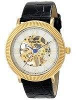 Invicta Specialty Gold Tone Skeletal Dial 17244 Men's Watch