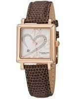 Stuhrling Original Courtly Crystals Swiss Quartz 253.1145K2 Women's Watch