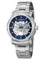 Stuhrling Original Delphi Antium Automatic Skeleton Blue Dial 387.33116 Men's Watch