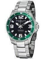 Stuhrling Original Regatta Champion Professional Diver 200M 395.33P154 Men's Watch