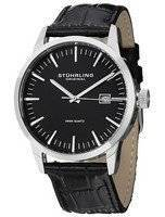 Stuhrling Original Classic Ascot 42 Swiss Quartz Date Display 555A.01 Men's Watch