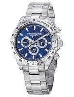 Stuhrling Original Concorso Raceway Swiss Quartz Tachymeter 564.03 Men's Watch
