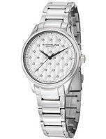 Stuhrling Original Culcita Swarovski Crystals Swiss Quartz 567.01 Women's Watch