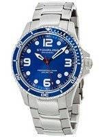 Stuhrling Original Aquadiver Grand Regatta Quartz 593.332U16 Men's Watch