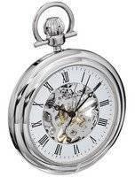 Relógio de bolso Stuhrling Original Vintage 6053.33113 automático