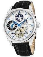 Stuhrling Original Legacy Special Reserve Dual Time Automatic 657.01 Men's Watch