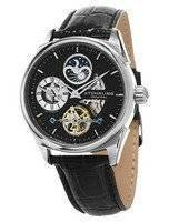 Stuhrling Original Special Reserve Delphi Dual Time 657.02 Men's Watch