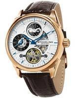 Stuhrling Original Special Reserve Automatic Dual Time 657.04 Men's Watch
