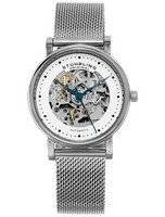 Stuhrling Original Castorra Automatic 23 Jewels 832L.01 Women's Watch
