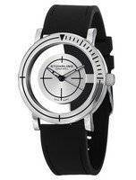 Stuhrling Original Leisure Sniper Transparent Swiss Quartz 879.01 Men's Watch