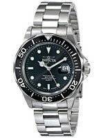Invicta Pro Diver 200M Quartz Black Dial 9307 Men's Watch
