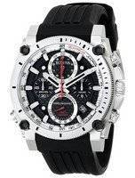 Bulova Precisionist Chronograph 300M Black Dial 98B172 Men's Watch