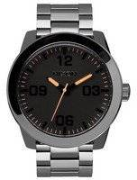 Nixon Corporal SS Gray Dial A346-1235-00 Men's Watch