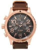 Nixon 48-20 Chrono Quartz A363-2001-00 Men's Watch