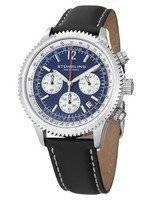Stuhrling Original Monaco Chronograph Swiss Quartz 669.02 Men's Watch