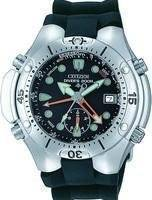 Citizen Analog Aqualand Diver Depth Meter Promaster AL0050-06E