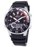 Casio Analog Digital Marine Gear AMW-710-1AVDF AMW-710-1AV Men's Watch