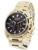 Citizen Chronograph Gold Tone AN8012-50E Men's Watch