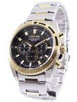 Citizen Chronograph AN8014-54E Men's Watch