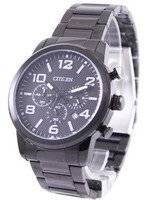 Citizen Black IP Quartz Chronograph AN8055-57E Men's Watch