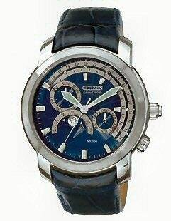 CITIZEN Eco-Drive Moon Phase Semi-Perpetual Calendar AP1001-01L