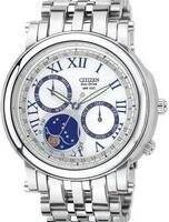Citizen Eco Drive 100m Moon Phase watch AP1011-58A