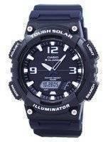 Casio Illuminator Tough Solar Alarm Analog Digital AQ-S810W-2A2V Men's Watch