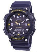 Casio Analog Digital Tough Solar AQ-S810W-2AVDF AQ-S810W-2AV Men's Watch