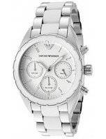 Emporio Armani Sportivo Chronograph AR5940 Women's Watch