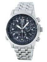 Citizen Promaster Sky Pilot Eco-Drive Radio Controlled Chronograph AS4020-52E Men's Watch