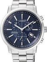 Citizen Men's Eco Drive Chronograph AT0490-54L AT0490
