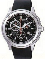 Citizen Gent's Eco Drive Chronograph Watch AT0500-01E