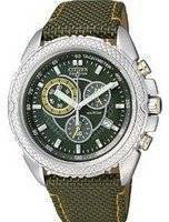Citizen Gent's Eco Drive Chronograph Watch AT0608-05W