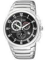 Citizen Eco-Drive Chronograph AT0690-55E AT0690-55 Men's Watch