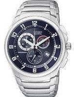Citizen Gent's Eco Drive Chronograph Watch AT0690-55L