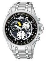 Citizen Eco Drive Men's Chronograph World Time AT1150-57E AT1150