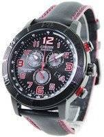 Citizen WDR Eco-Drive Chronograph Tachymeter AT2225-03E Men's Watch