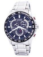 Citizen Atomic Perpetual Chronograph Eco-Drive AT4008-51E Men's Watch