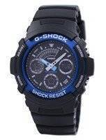 Casio Gshock Analog-Digital World Time AW591-2ADR AW591-2A Men's Watch