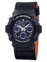 Casio G-Shock Analog Digital AW-591MS-1A Men's Watch