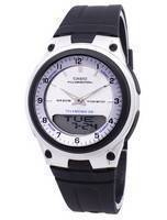 Casio Analog Digital Telememo Illuminator AW-80-7AVDF AW-80-7AV Men's Watch